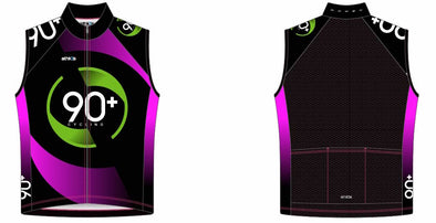 Elements Pink Race Vest Women's - 90+ Cycling