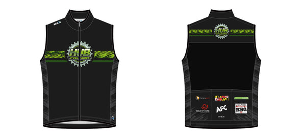 Breakaway Wind Vest - The Hub-C'Ville Bikes