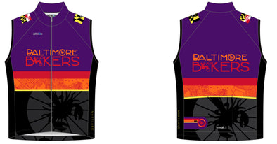 Elements Thermal Vest - Baltimore Bikers