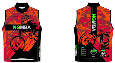 Breakaway Thermal Vest - NGMBA