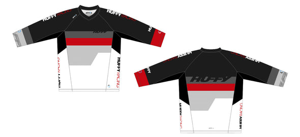 Gruve MTB Jersey 3/4 - Huffy Racing