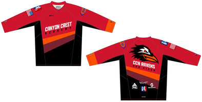 Gruve MTB Jersey 3/4 Sleeve  - Canyon Crest Academy