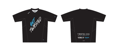 Gruve MTB Jersey S/S - Twisted Cog
