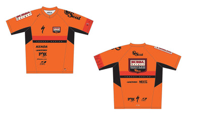 Gruve MTB Jersey S/S - Bubba Trophy Series