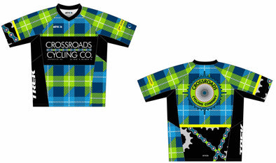 Gruve MTB Jersey S/S - Crossroad Cycling Co.