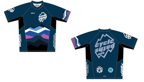 Gruve MTB Jersey S/S - Cycle Path MTB