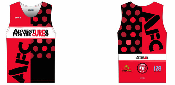 Chronos Singlet Men's - Adventures for the Cure