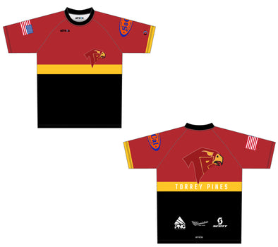 Tech-Tee S/S Fan Shirt - Torrey Pines Falcons