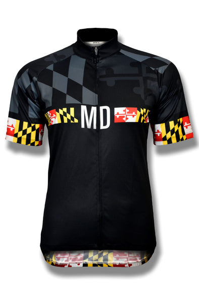 Athlos - Men's Maryland Squad One Cycling Jersey