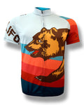 Athlos -  Men's California Dreaming Squad One Cycling Jersey