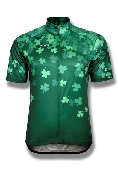 Athlos - Men's Shamrock  Squad One Cycling Jersey