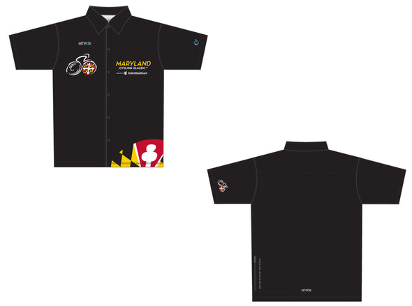 Maryland Cycling Classic Tech Polo - Unisex