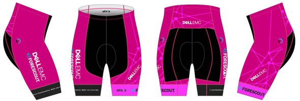 Split-Zero Short Women's - DELL FORESCOUT