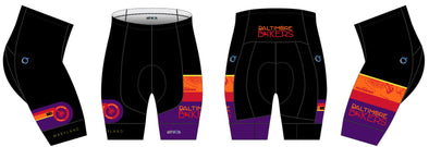 Breakaway Short Women's - Baltimore Bikers