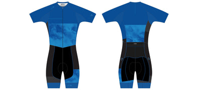 Split-Zero Skin Suit Men's