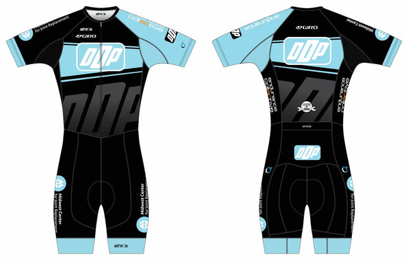 Split-Zero Skin Suit Men's - Team DDP
