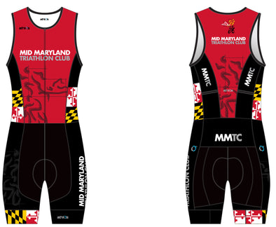 Chronos Tri Suit Men's - Mid MD Tri