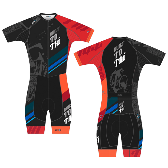 Chronos Tri Suit Short Sleeve Men's