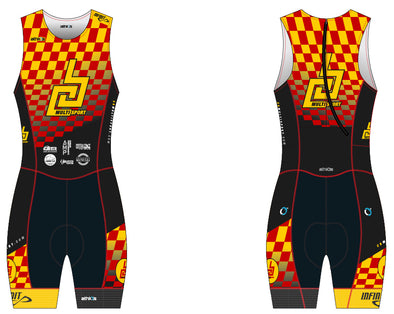 Chronos Tri Suit ITU Men's - CB Multisport
