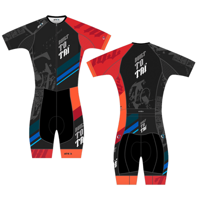 Chronos Tri Suit Short Sleeve Women's