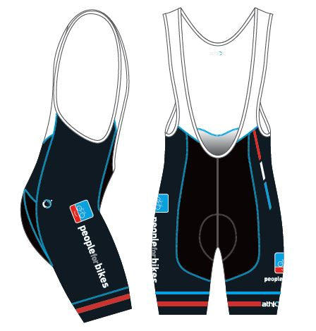 PFB - Breakaway Bib-Short Men