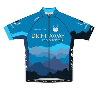 Split-Zero Jersey Men's - Drift Away