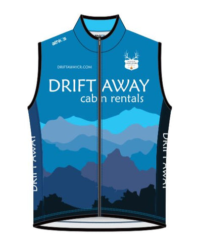 Breakaway Wind Vest - Drift Away