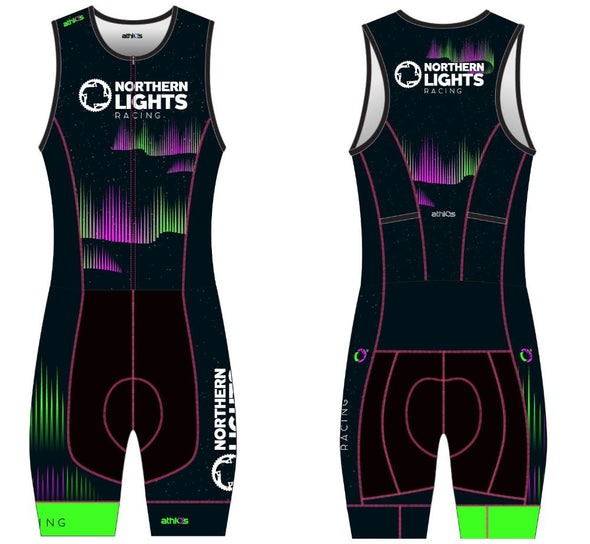 Chronos Tri Suit Women's - Northern Lights