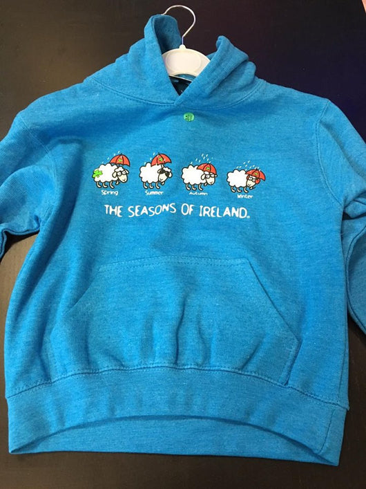 Seasons of Ireland Child's Hoodie