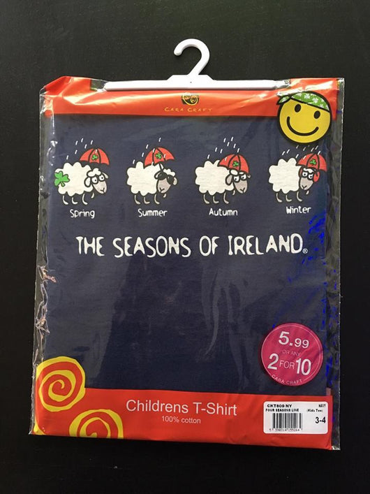 Seasons of Ireland Blue - Child