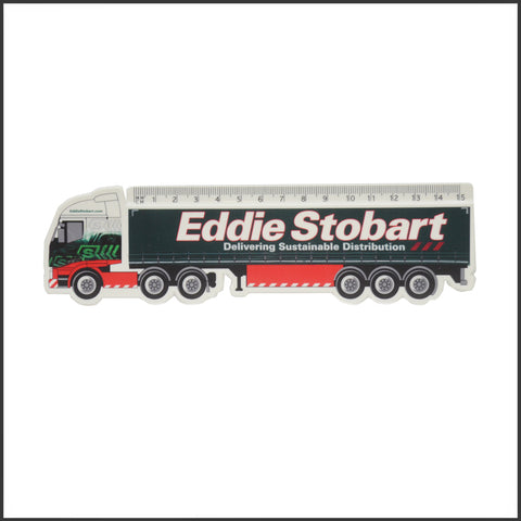 Eddie Stobart Truck Shaped Ruler (METR)