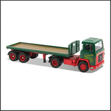 Scania 110 & Flatbed Trailer (ODA9)