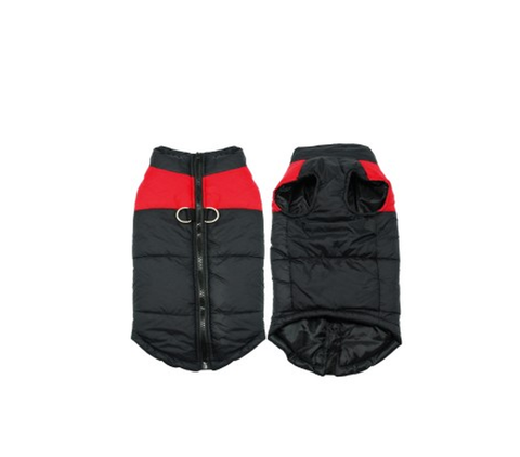 Waterproof Red Winter Dog Jacket-Pet-Natty Pooch