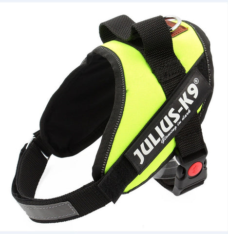 HOT PRODUCT: Julius K9 Power Dog Harness: Strong Adjustable and Reflective Straps-pet-Natty Pooch