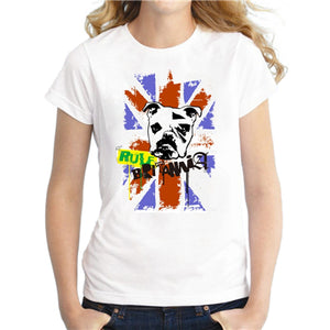 French Bulldog Womens Tee