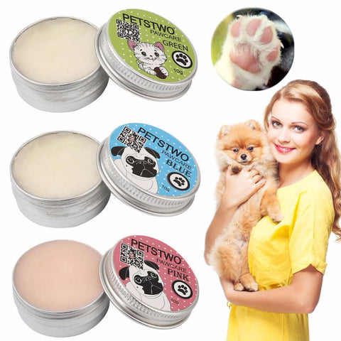 Pet Paw Winter Weather Cream