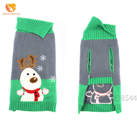 Christmas Doggy Pooch Winter Jumper