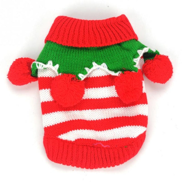 Christmas Dog sweater  Jumper Sweater
