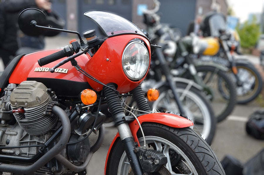 The Distinguished Gentleman's Ride – The Moto Guzzi's of Manchester