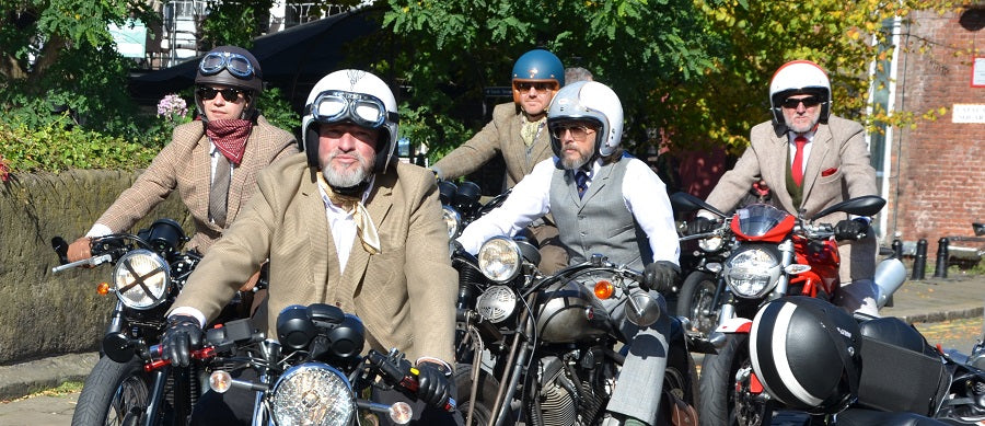 The Distinguished Gentlemans Ride - A Style Guide...