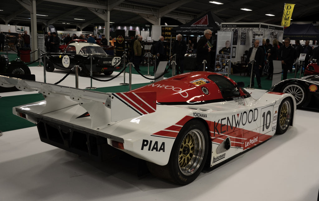 Porsche 962 1999 Le Mans Car Race Retro 2019