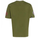 Meccanica-olive-green-t-shirt-british-made-2