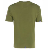 Meccanica-british-made-olive-t-shirt-enjoy-2