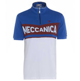 Meccanica-british-made-zip-neck-polo-shirt-royal-blue-white-1
