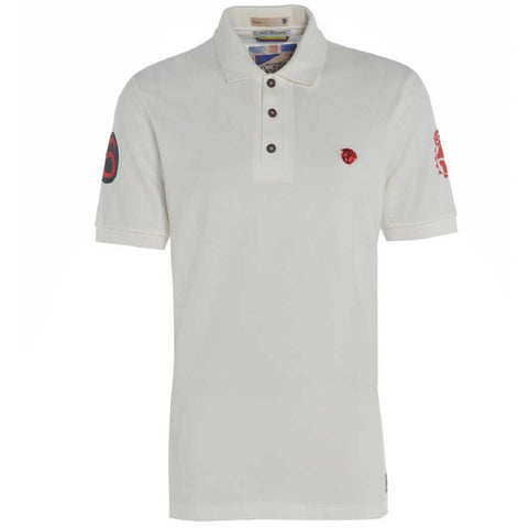 Meccanica-british-made-polo-shirt-white-ecru