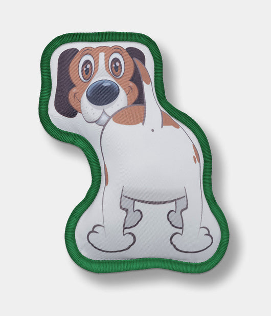 CANINE COOLEYS™ Toy Christmas Edition Green For Medium and Large Dogs