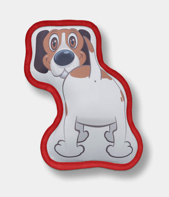 CANINE COOLEYS™ Toy Christmas Edition Red For Medium and Large Dogs