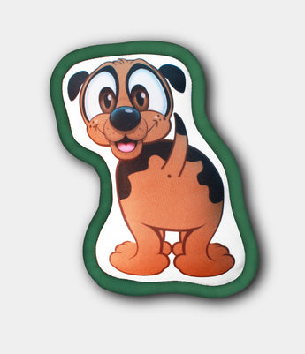 COOLEY COMPANIONS™ Toy Christmas Edition Green For Puppies and Small Dogs