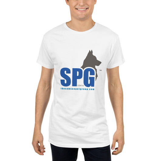 The Samson Pet Group Men's Long Body Urban Tee