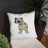 "MUTT BUTTS® Basic Pillow 18"" x 18"""